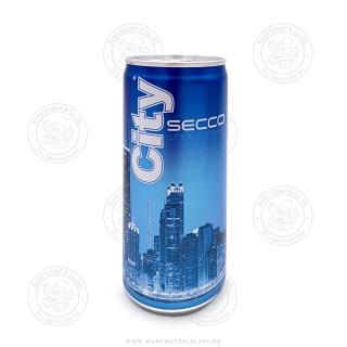 12 x City Secco white - frizzante 10 % vol EINWEGPFAND