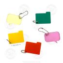 50 x Ordner/Sprechblase Schlüsselanhänger...