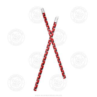 12 x Bleistift Pirat