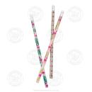 "12 x Bleistift ""Flamingo"""