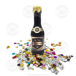 Champagner Konfetti Kanone Champagner Party Popper Hochzeit Silvester