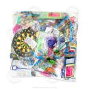 50 x Plastikspielwaren