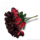 20 x Rose Bunt, ca. 30cm