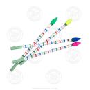 """12 x Bleistift """"Multipliziertabelle + Radierer"""""""