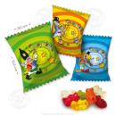 """24 x Fruchtgummitütchen """"Crazy Jellies"""" a20g"""