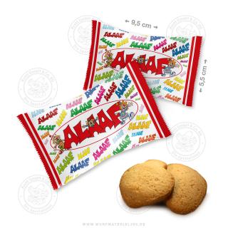 """48 x Kekse 10g """"Alaaf"""""""