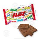 "10 x Schokolade 40g ""Alaaf"""