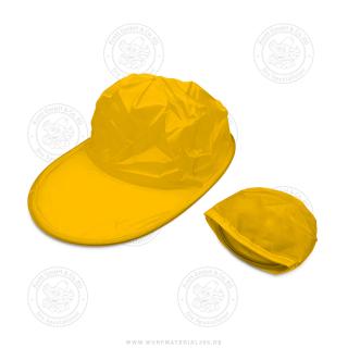 "10 x Cap ""faltbar"" Gelb"