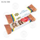 """1200 x Cornyriegel mit Schieber """"Eigendruck"""""""