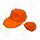 """10 x Cap """"faltbar"""" Orange"""